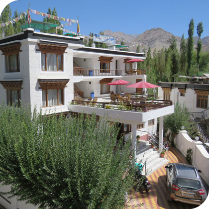 Cheap Hotels in Ladakh
