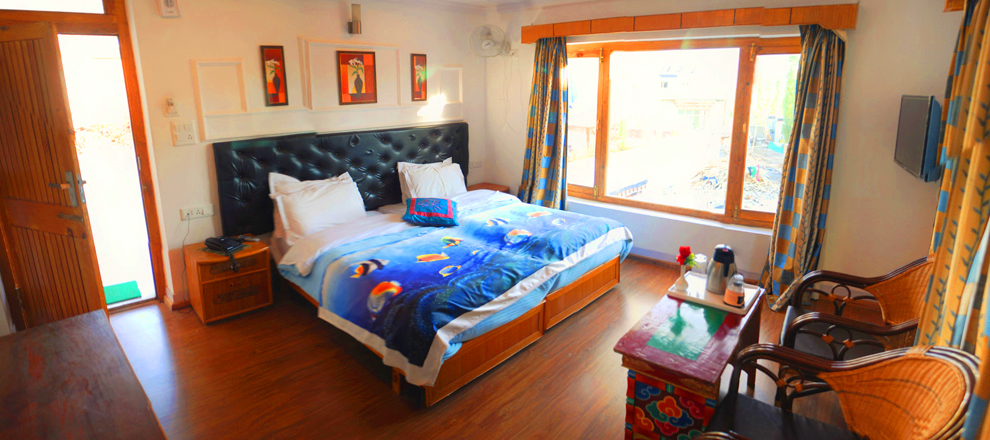 Holiday Hotel in Leh Ladakh