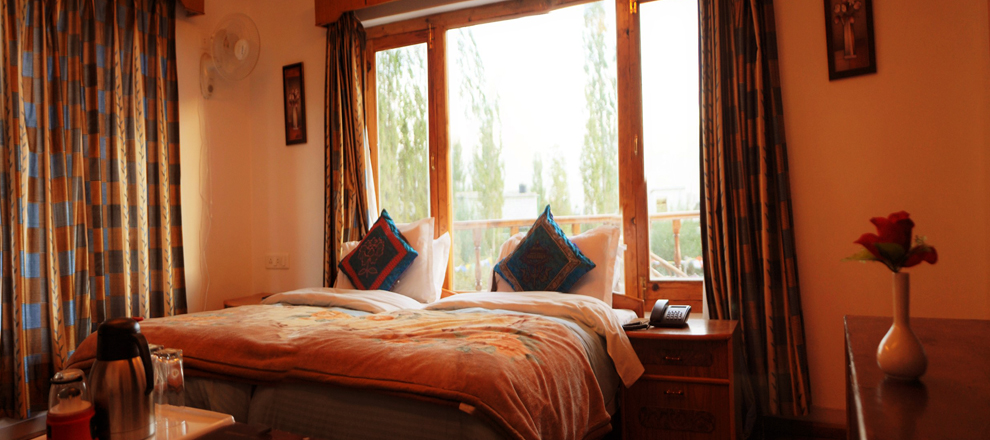 5 Star Hotels in Ladakh